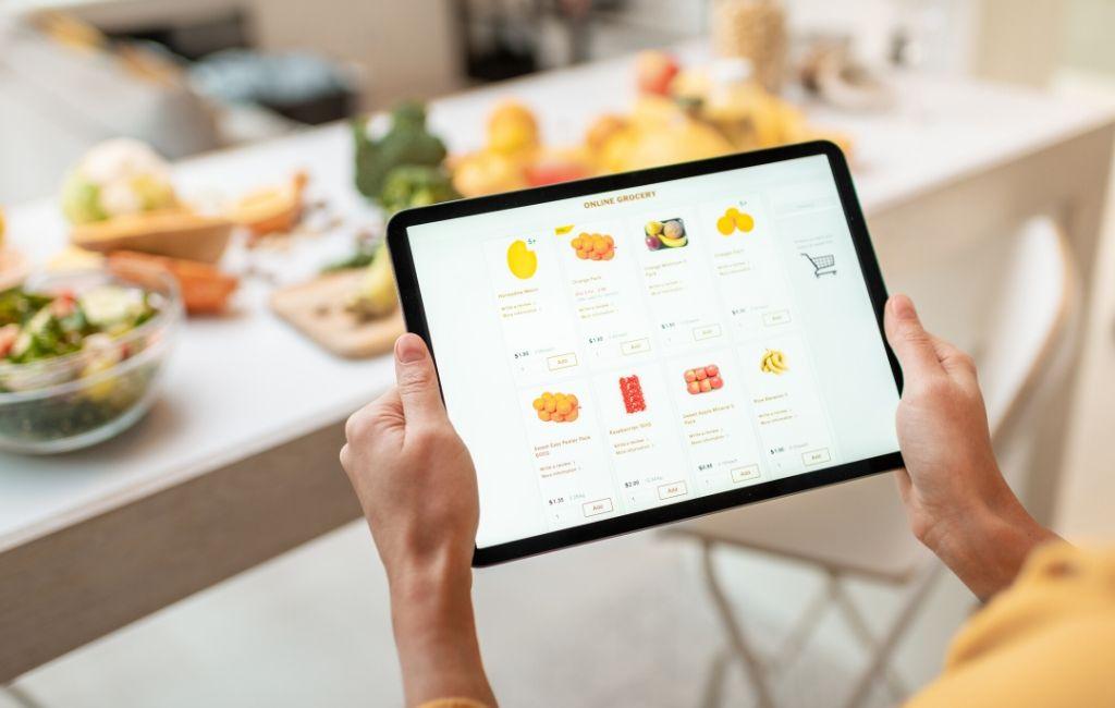 comida online