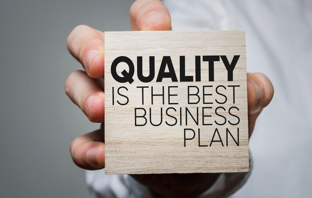 Calidad producto y servicio