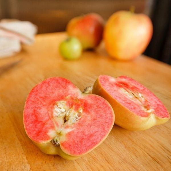 manzana rosa pink pearl apple