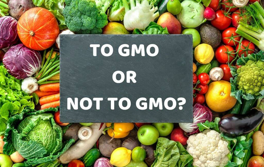 GMO FRUIT AND VEGETABLES