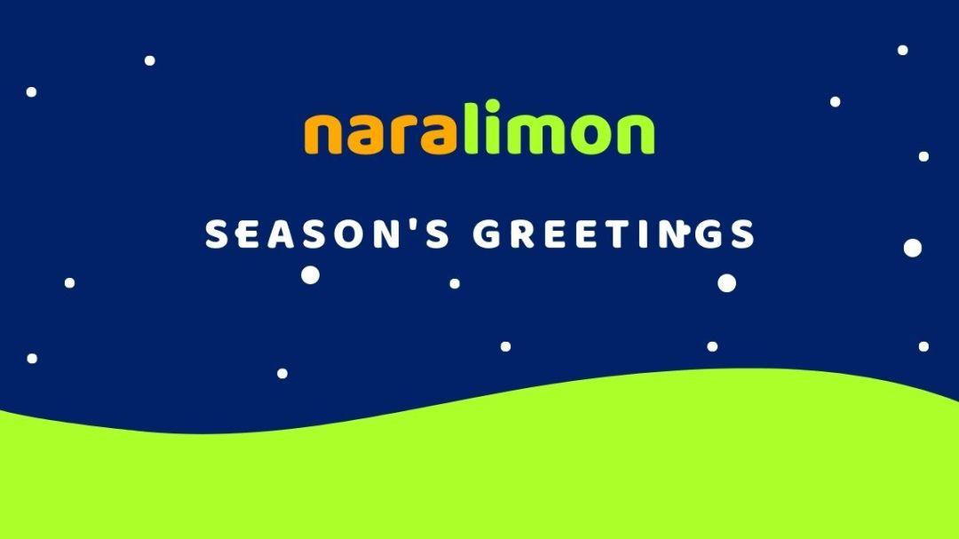 NARALIMON SEASON'S GREETINGS